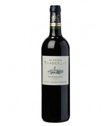 Blason Timberlay  Bordeaux