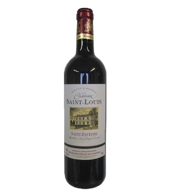 Gran vino de Burdeos, Chateau Saint Louis - Saint Estephe