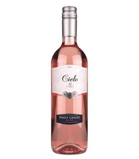 Cielo e Terra Pinot Grigio Blush, vino rosado italiano