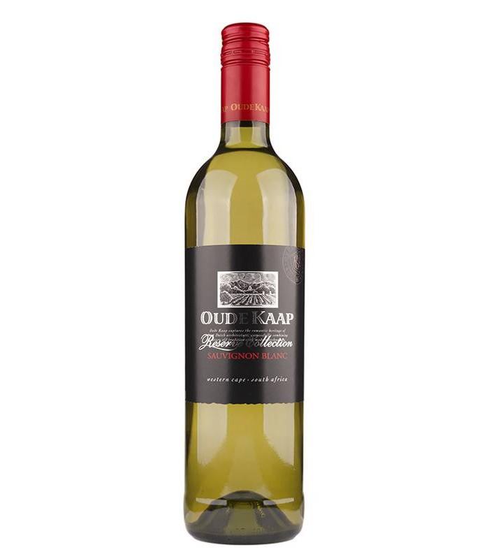 Oude Kaap Sauvignon Blanc Reserve Collection, vino blanco sudafricano