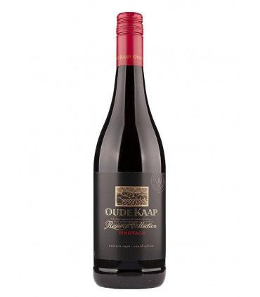 Oude Kaap Pinotage Reserve Collection, vino tinto sudafricano