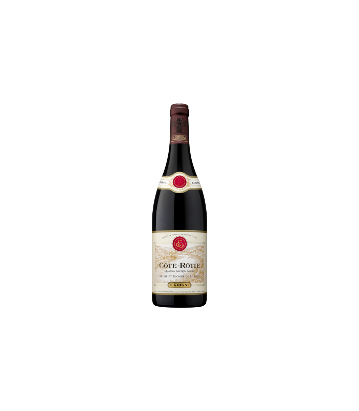 E. Guigal Côte-Rôtie - Brune & Blonde, gran vino de Francia