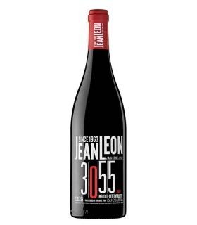 3055 Jean Leon Merlot-Petit Verdot, vino tinto ecológico de España