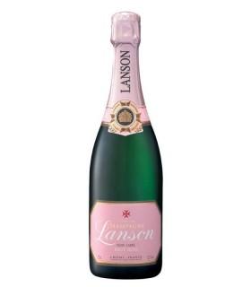 Lanson Brut Rosé Label, champagne rosado