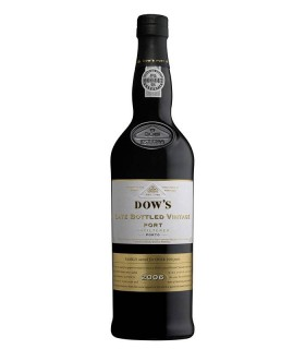 Dow's Port Late Bottle Vintage (LBV)
