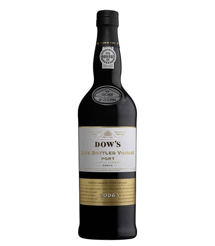 Dow's Late Bottle Vintage (LBV), vino de oporto