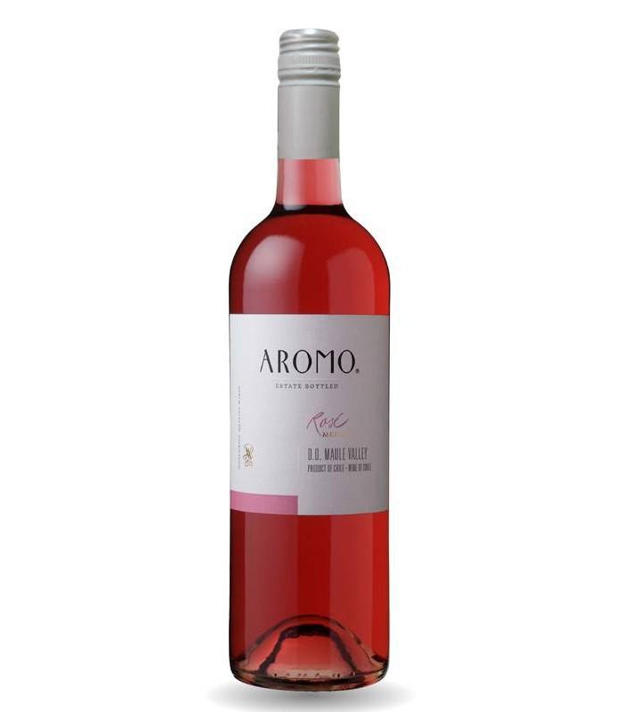 Aromo Rosé, vino rosado chileno