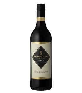 Rosemount Founder's Edition Shiraz, vino tinto del Sur de Australia