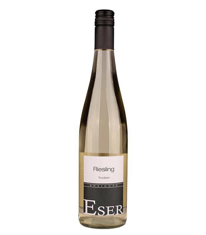 Eser Riesling Trocken,vino blanco alemán