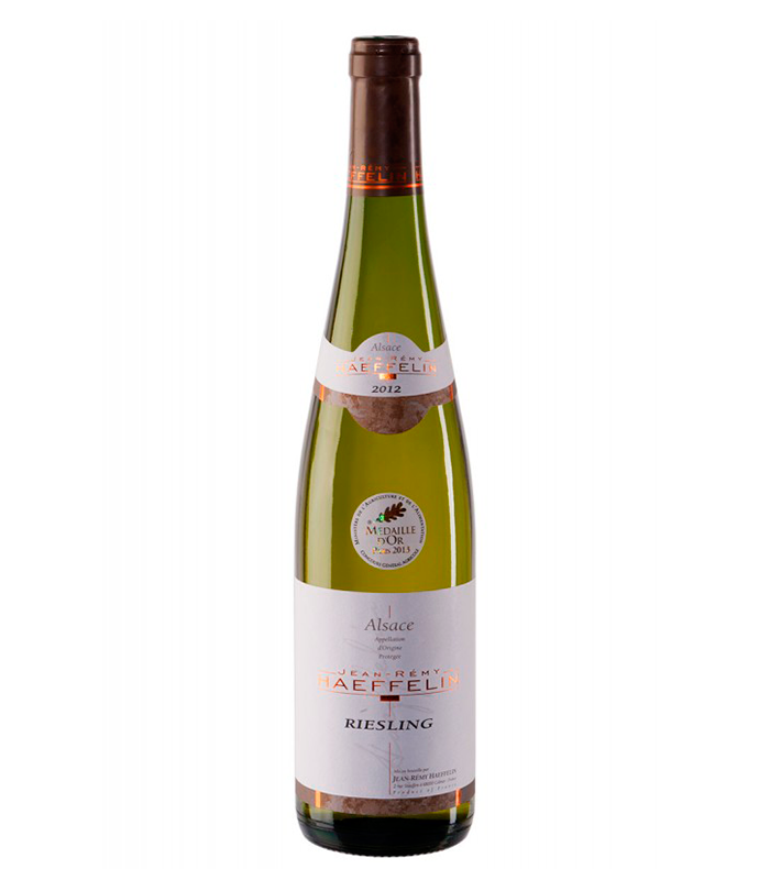 Jean-Rémy Haeffelin Riesling, vino blanco francés