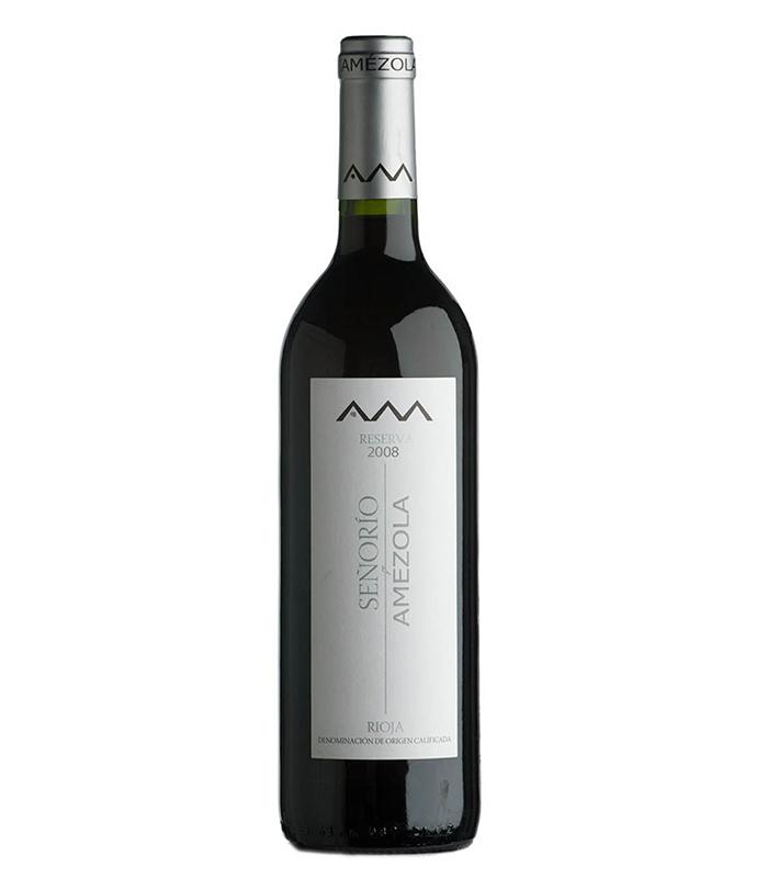 Señorio Amézola Reserva, tinto Rioja España