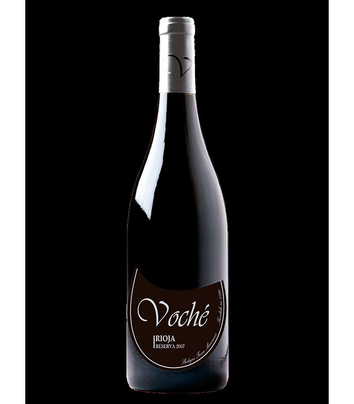 Voché Reserva, tinto Rioja