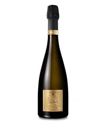 Devaux Cuvée D, champán francés