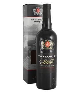 Taylor's Select Reserve Port, vino dulce de Oporto
