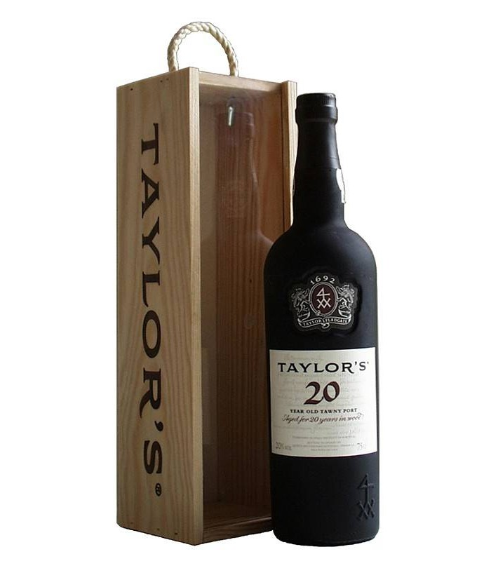 Taylor's 20 Year Old Tawny Port, vino dulce Oporto