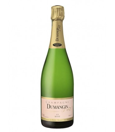 Dumangin Le Rosé 1er Cru Brut, champagne rosado