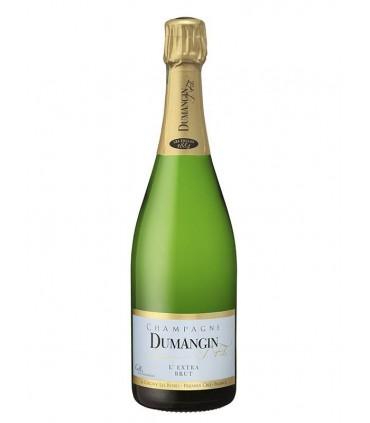 Dumangin L'Extra Brut 1er Cru, champán, vino espumoso francés