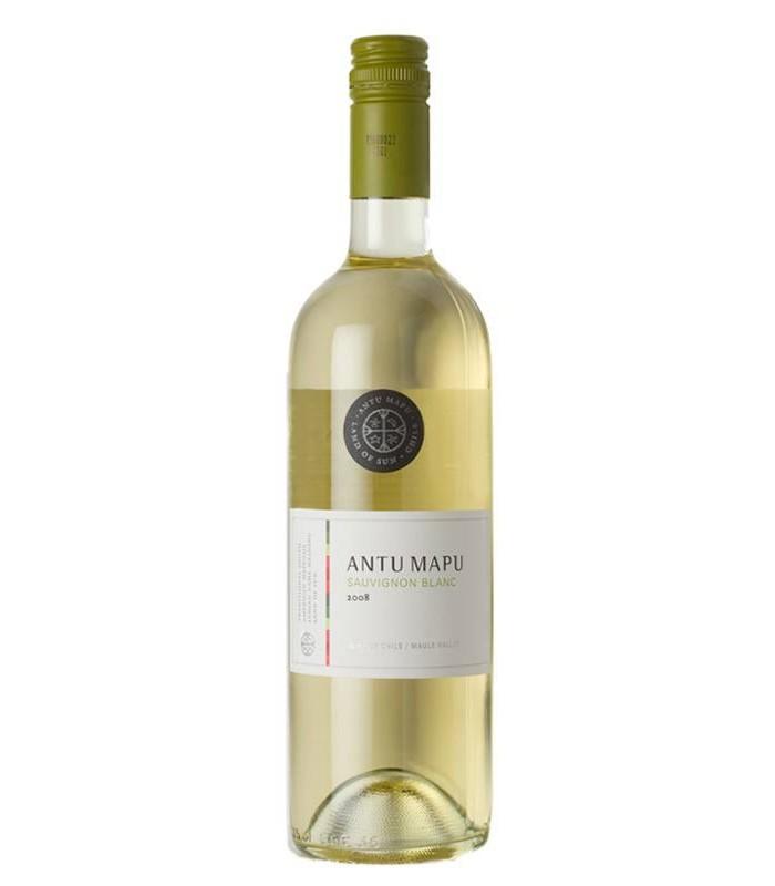 Antu Mapu Sauvignon Blanc, vino blanco chileno