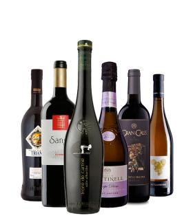 Lote de vinos, Joyas Secretas de España