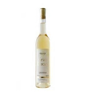 Moscatel Gran Ducay, vino dulce español