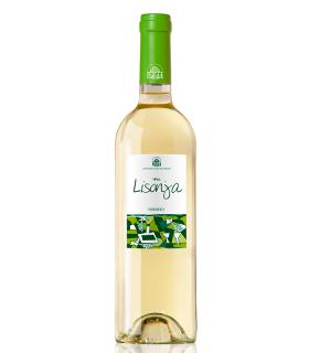 Viña Lisonja Verdejo Viura, vino blanco Rueda