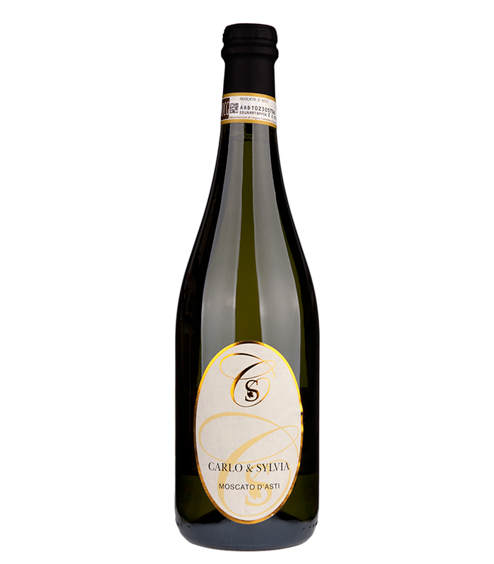 Moscato D'Asti - Carlo & Sylvia - DOCG Borgo Maragliano, vino italiano