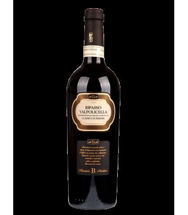 Mabis Ripasso Classico della Valpolicella Superiore, vino italiano