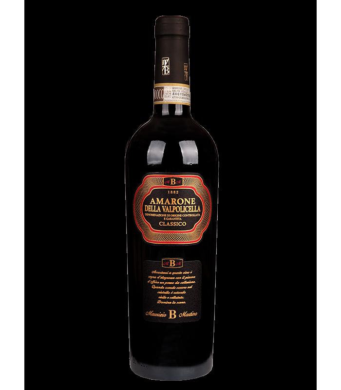 Amarone DOCG Classico della Valpolicella,vino tinto italiano