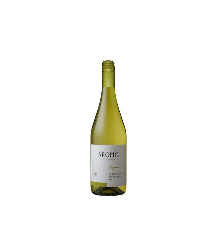 Aromo Viognier, vino blanco de Chile