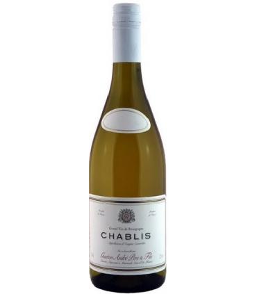 Chablis Gaston Pere & Fils, blanco francés