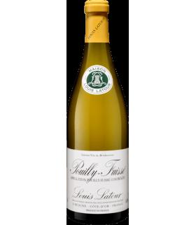 Louis Latour Pouilly-Fuissé, gran vino blanco de Francia, 2012