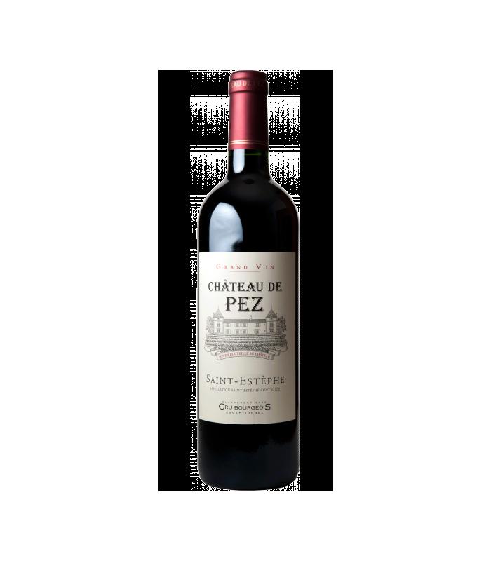 Château de Pez Saint-Estèphe AOC, gran vino tinto francés de Burdeos-Medoc