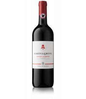 Geografico Chianti Classico DOCG, vino tinto italiano de Toscana.