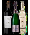 Pack Premium de Vinos Internacionales para 2