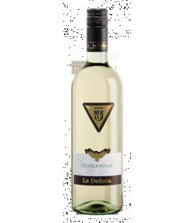 La Delizia, un vino blanco Chardonnay delle Venezie IGT