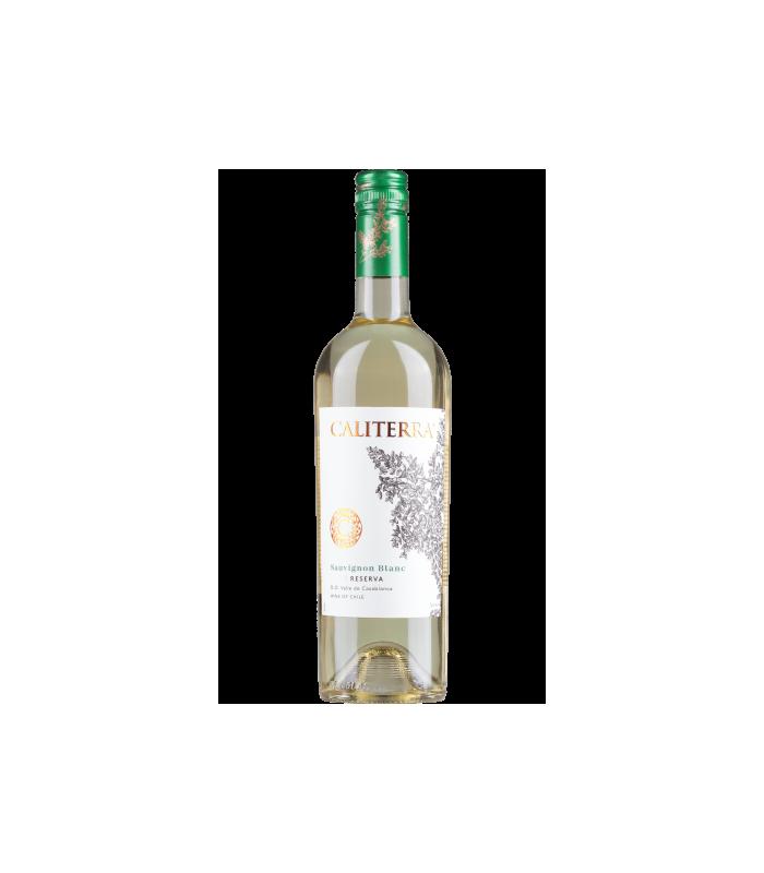Caliterra Reserva  Sauvignon Blanc, vino blanco chileno de Valle Central
