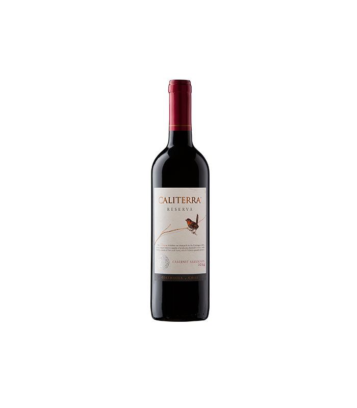 Caliterra Reserva Cabernet Sauvignon, vino tinto chileno