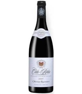 Olivier Ravoire Côtes Rôtie Rouge, Gran vino Tinto Francés