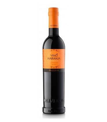 Vino de Naranja  /  Orange Wine