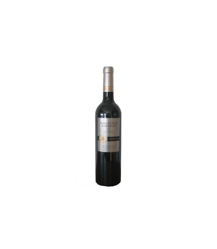 Magister Bibendi Reserva, vino tinto Rioja ecológico