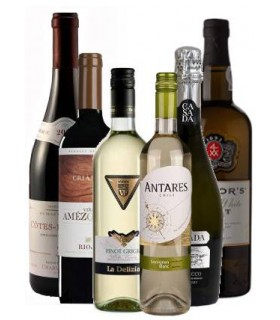 Pack Premium de 6 botellas