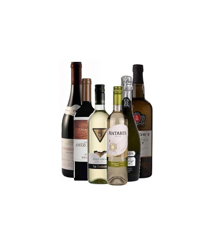 Pack Premium de 6 botellas