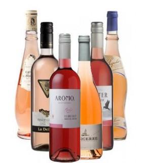 Pack Vinos Rosados del Mundo