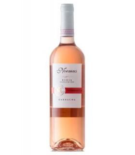 Noemus Rosado, vino Rioja de Garnacha