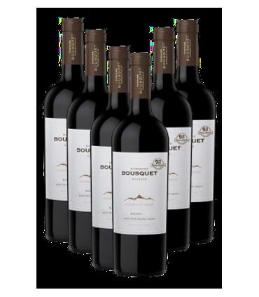 6 botellas Domaine Bousquet Reserve Malbec