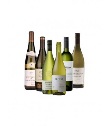 White Wines from New World