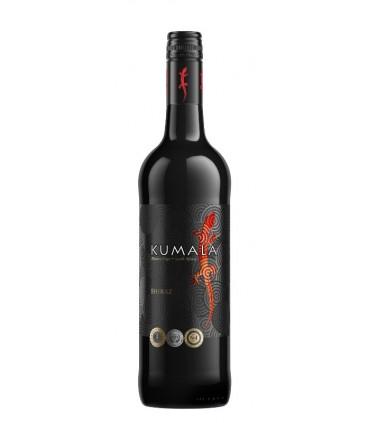 Kumala Shiraz vino de Sudáfrica