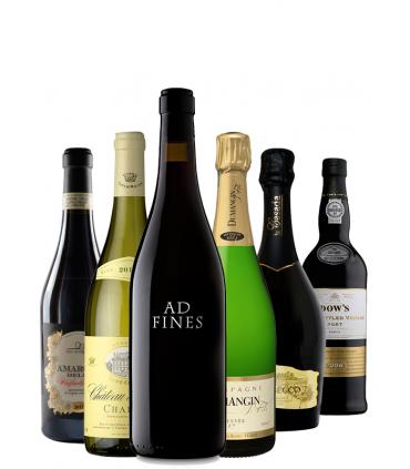Selección de grandes vinos