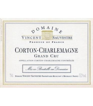 Corton Charlemagne Grand Cru