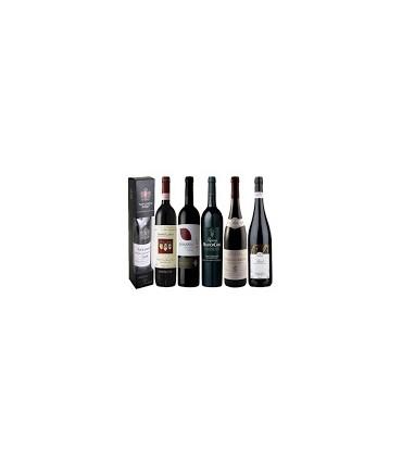 Pack Vinos Tintos del Viejo Mundo - Europa